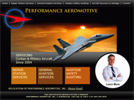 Performance Aeromotive, Aviation Repair Station Service, Aviation Safety Auditing